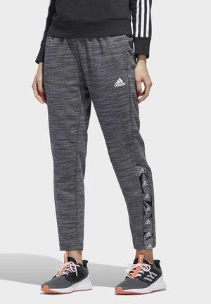ESSENTIALS TAPE JOGGERS - Spodnie treningowe - grey