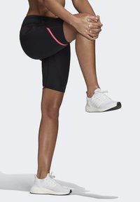 adidas Performance - How We Do 1/2 Leggings - Shorts - Black - 3