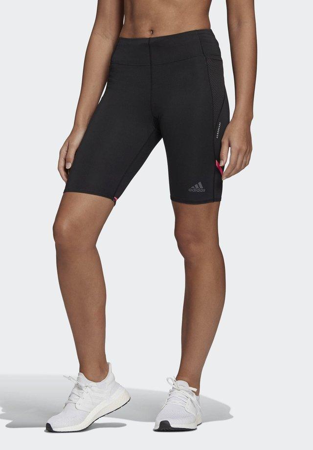 How We Do 1/2 Leggings - Shorts - Black