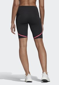 adidas Performance - How We Do 1/2 Leggings - Shorts - Black - 2
