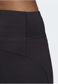adidas Performance - How We Do 1/2 Leggings - Shorts - Black - 5