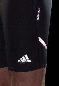 adidas Performance - How We Do 1/2 Leggings - Shorts - Black - 4