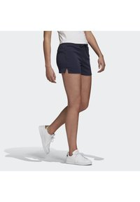 adidas Performance - ESSENTIALS LINEAR LOGO SHORTS - Sports shorts - blue - 3