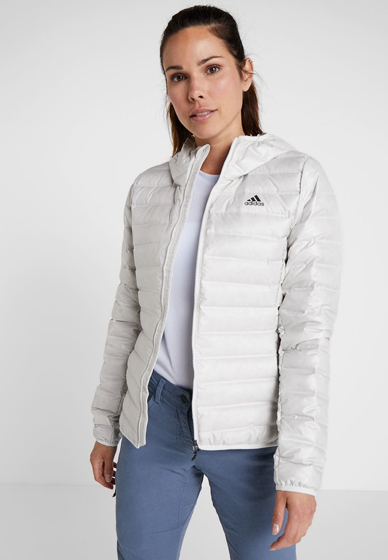 adidas Performance - VARILITE DOWN JACKET - Talvitakki - white