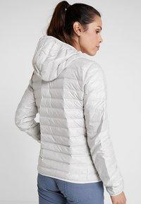 adidas Performance - VARILITE DOWN JACKET - Veste d'hiver - white - 2