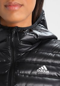 adidas Performance - VARILITE DOWN JACKET - Vinterjakke - black - 3