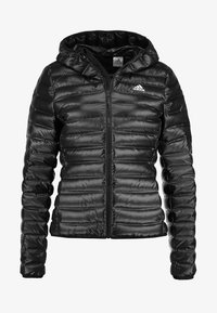 adidas Performance - VARILITE DOWN JACKET - Vinterjakke - black - 7