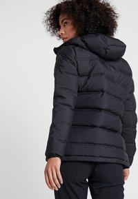 adidas Performance - HELIONIC HOODED  - Winter jacket - black - 2