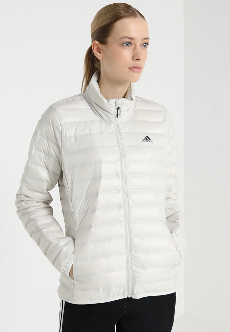 adidas Performance - VARILITE DOWN JACKET - Winterjacke - rawwhite