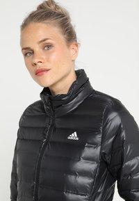adidas Performance - VARILITE DOWN JACKET - Winter jacket - black - 3