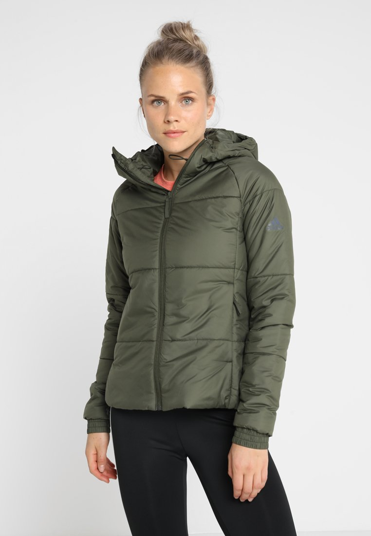 adidas Performance - TERREX BTS JACKET - Winterjacke - night cargo
