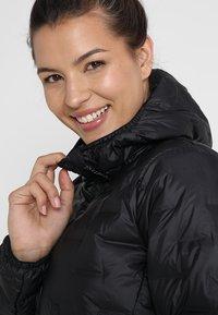 adidas Performance - TERREX LIGHT DOWN JACKET - Winter jacket - black - 3