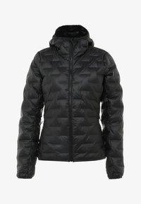 adidas Performance - TERREX LIGHT DOWN JACKET - Winter jacket - black - 4