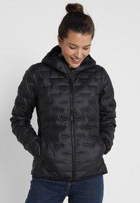 adidas Performance - TERREX LIGHT DOWN JACKET - Winter jacket - black - 0