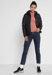adidas Performance - TERREX LIGHT DOWN JACKET - Winter jacket - black - 1