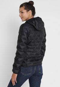 adidas Performance - TERREX LIGHT DOWN JACKET - Winter jacket - black - 2