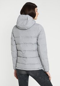 adidas Performance - HELIONIC - Down jacket - medium grey heather - 2