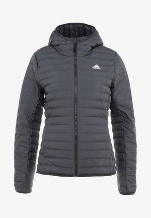 VARILITE SOFT HOODED - Winter jacket - carbon