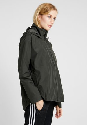 URBAN CLIMAPROOF RAIN JACKET - Waterproof jacket - anthracite