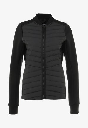 VARILITE HYBRID HOODED WINTER - Winter jacket - black