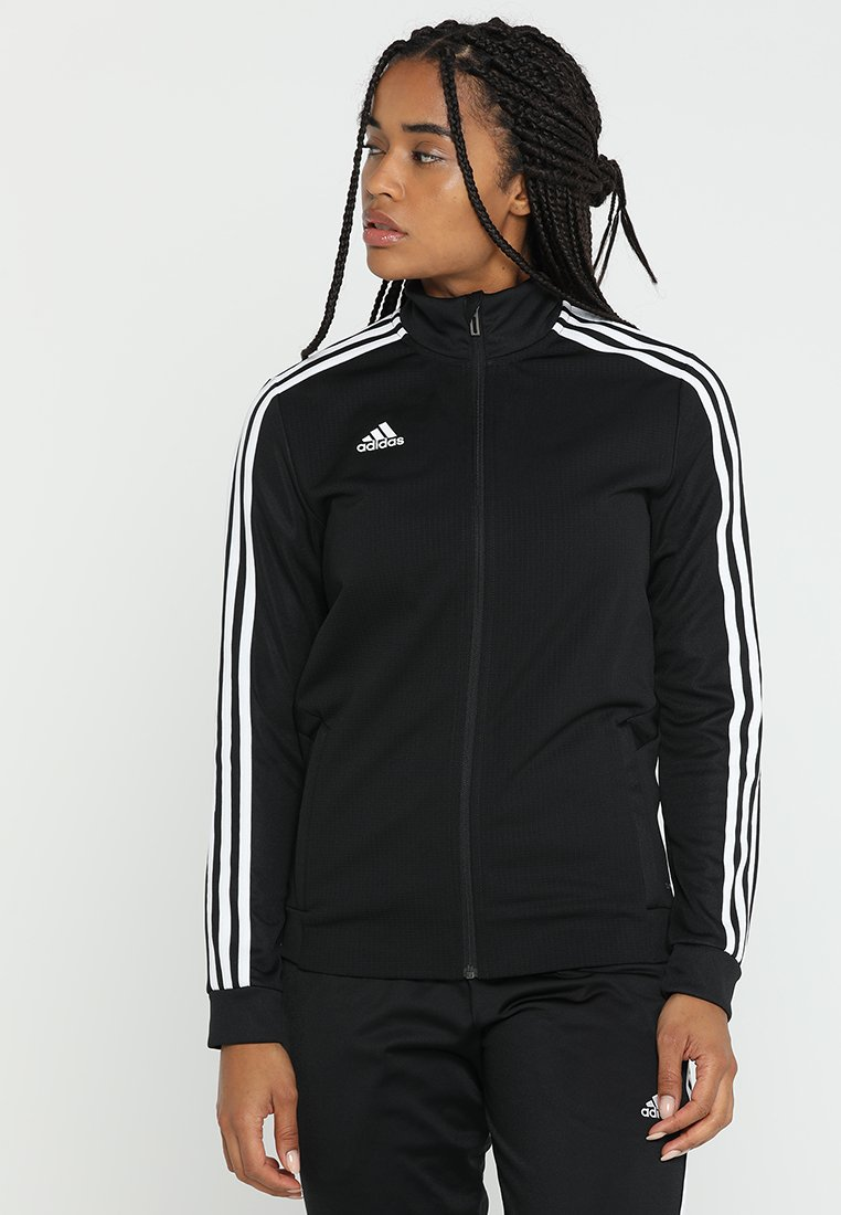 adidas Performance - TIRO19 - Treningsjakke - black/white
