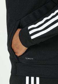 adidas Performance - TIRO19 - Sportovní bunda - black/white - 4