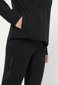 adidas Performance - OWN THE RUN - Sports jacket - black - 5