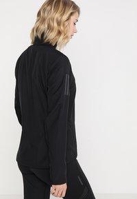 adidas Performance - OWN THE RUN - Sports jacket - black - 2