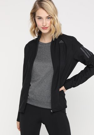 OWN THE RUN - Sports jacket - black