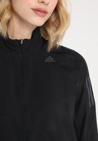 adidas Performance - OWN THE RUN - Sports jacket - black - 7