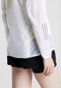 adidas Performance - RESPONSE JACKET - Training jacket - white - 6