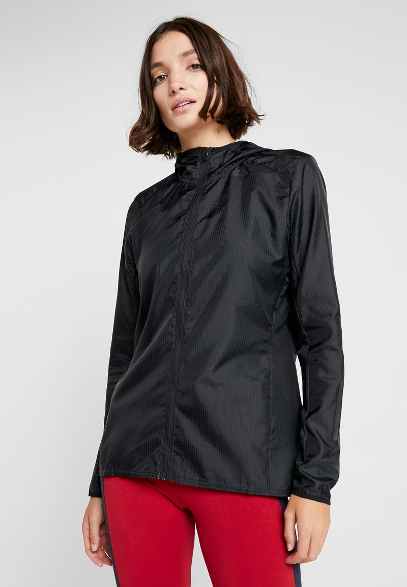 adidas Performance - RESPONSE JACKET - Training jacket - black
