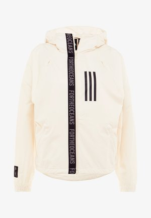 Training jacket - offwhite
