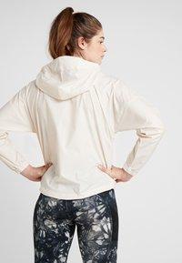 adidas Performance - Training jacket - offwhite - 2