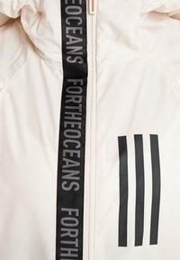 adidas Performance - Training jacket - offwhite - 7