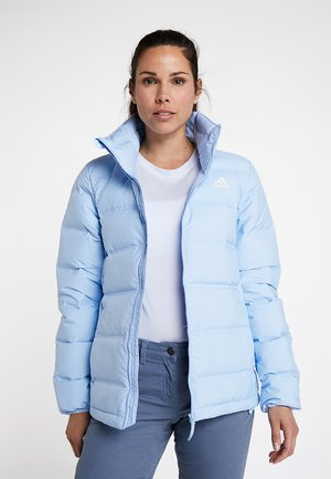 HELIONIC  - Down jacket - blue