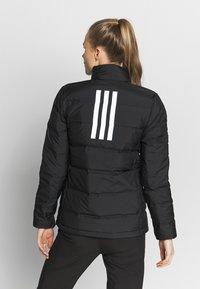 adidas Performance - HELIONIC  - Gewatteerde jas - black - 2