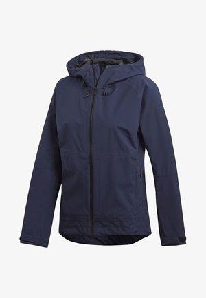 SWIFT RAIN JACKET - Impermeabile - blue