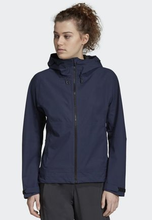 SWIFT RAIN JACKET - Veste imperméable - blue