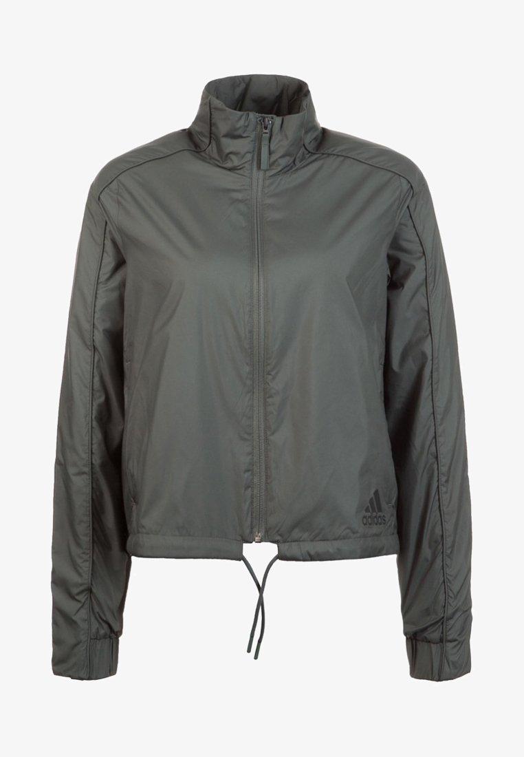 adidas Performance - LIGHT INSULATED JACKET - Løbejakker - grey