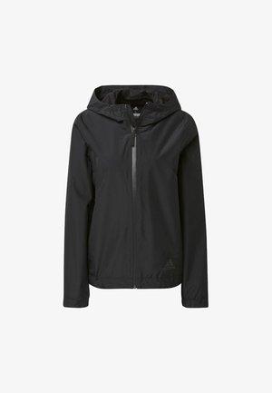 CLIMAPROOF RAIN JACKET - Regenjacke / wasserabweisende Jacke - black