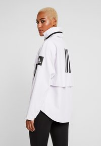 adidas Performance - MYSHELTER RAIN.RDY  - Waterproof jacket - purple tint - 3