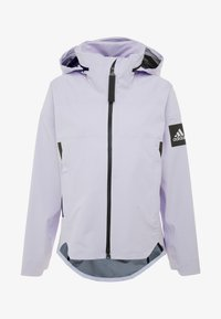 adidas Performance - MYSHELTER RAIN.RDY  - Waterproof jacket - purple tint - 5