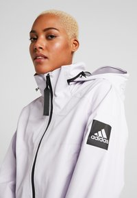 adidas Performance - MYSHELTER RAIN.RDY  - Waterproof jacket - purple tint - 6