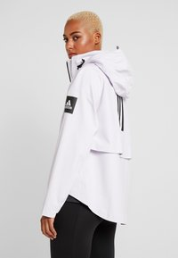 adidas Performance - MYSHELTER RAIN.RDY  - Waterproof jacket - purple tint - 2