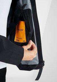adidas Performance - MYSHELTER RAIN.RDY  - Regnjakke - black - 8