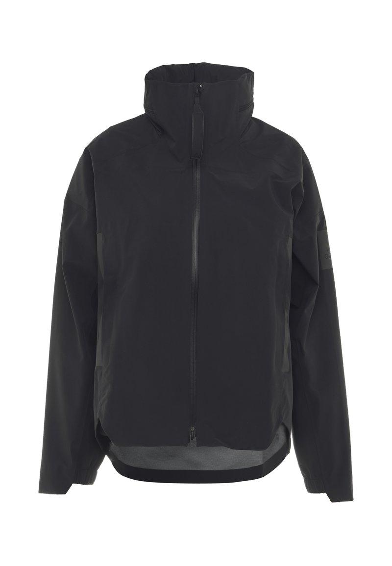 adidas Performance - MYSHELTER RAIN.RDY  - Regnjakke - black