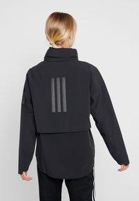 adidas Performance - MYSHELTER RAIN.RDY  - Regnjakke - black - 3