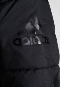 adidas Performance - BIG BAFFLE WINTER JACKET - Zimní bunda - black - 8