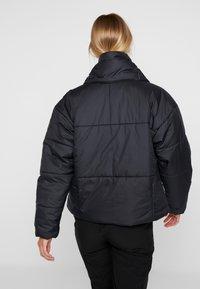 adidas Performance - BIG BAFFLE WINTER JACKET - Zimní bunda - black - 2